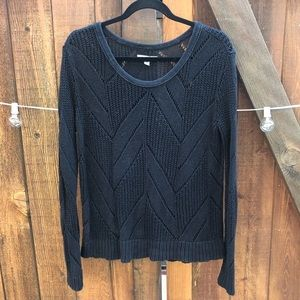 2 for $15 | American Eagle | classic black sweater